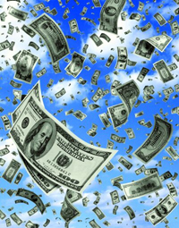 Affiliate Marketing Money Picture