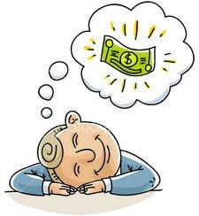 money-daydream